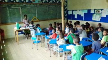 Grade One Class