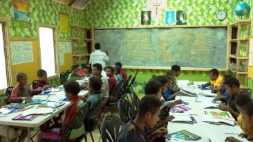 Grade Four Class