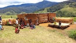 St Joseph's Catholic Primary School - Fatima, Woitape, Goilala District, Central Province, PNG