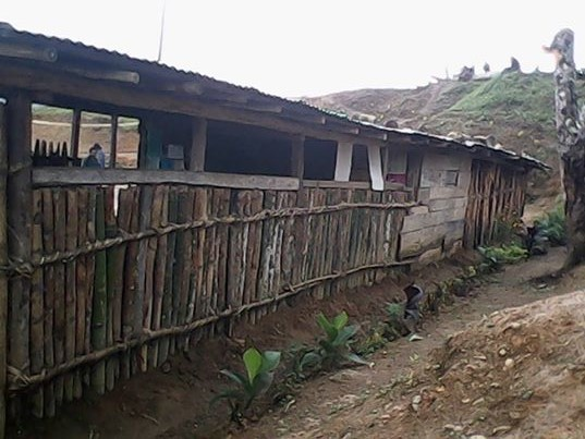 Guari Meipa Community School - Photo by Jude Taiari Siperi