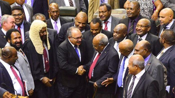 PNG Politicians