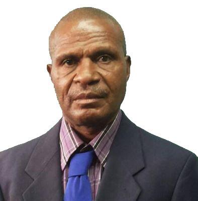 Patrick Bauai  - Guari LLG President - 2014