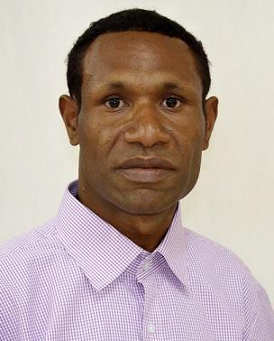 Woitape LLG President Joe Geru [2013-2018]