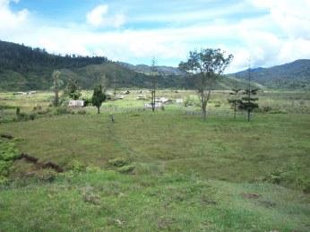 From Paimuru - Looking Towards Ranukuri Village
