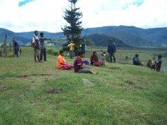 Locals Resting - Paimuru