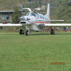 Air Sanga Aircraft