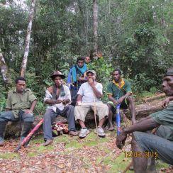 Woitape LLG Campain - Team Goilala (27)
