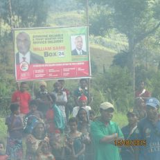 Woitape Station Campaign