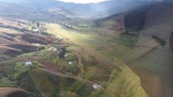 RAA Team visits Woitape airstrip