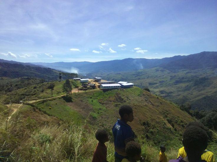 Ononge Primary School - Ononge Visat Project