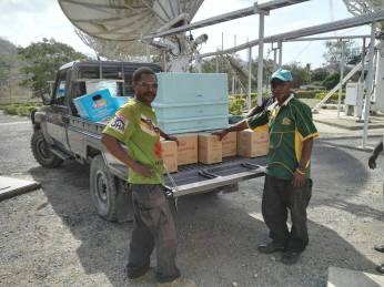 Visat Project Roll Out - Mt Kunama (3)