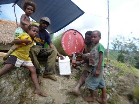 Refueling - Rural Fane