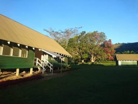 Grade 9 Classroom - Tapini Sacred Heart High School