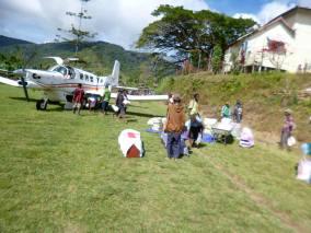Air Sanga - Service Run