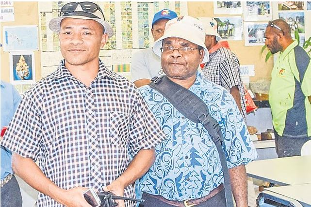 GOILALA KEEN ON SENDING YOUNG MEN AND YOUNG WOMEN TOSCHOOL.