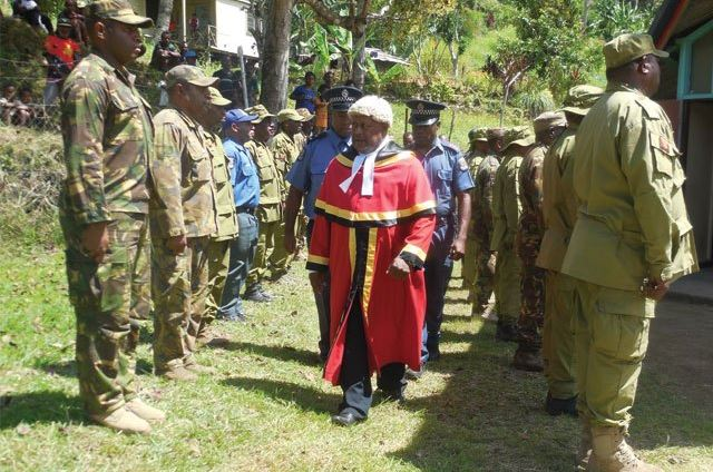 GOILALA DISTRICT LACKS LAW AND ORDER POLICE PRESENCE