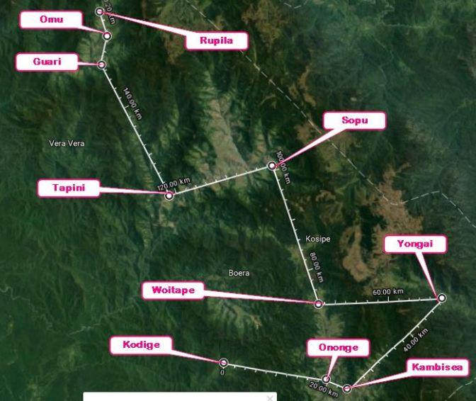 OVERVIEW: COMMUNICATION ACCESS IN GOILALA