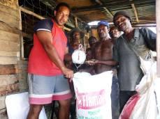 Weighing of Green Gold - Bruce Mamando