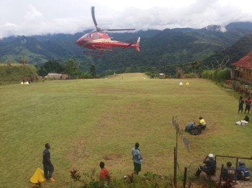 Airborne Logistic Chopper - Fane