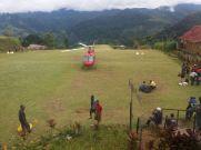 Airbourne Logistic Chopper in Fane