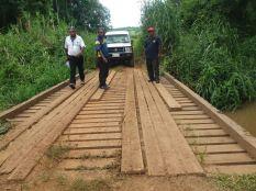 Bridge - Goilala Highway
