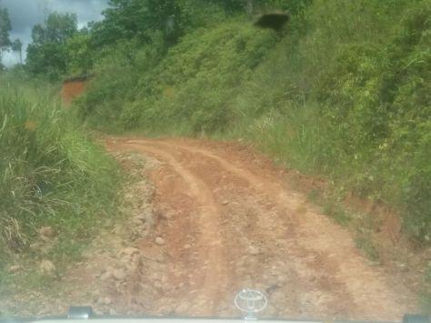 Kubuna to Arabure Bridge - Goilala Highway