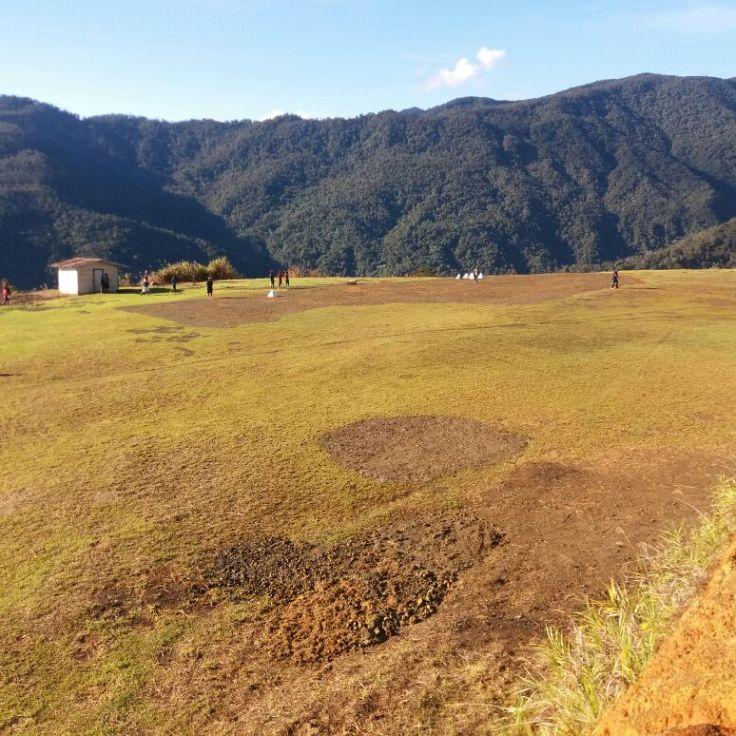 Yongai Airstrip, Chirime, Goilala, Central Province