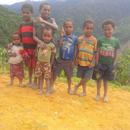 School age kids - Lamanaip