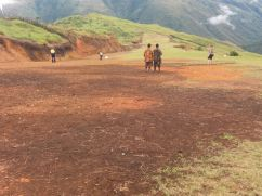 Engaged by Goilala DDA, Rural Airstrips Agency PNG Limited, helping to open up closed airstrips throughout Goilala. Sopu airstrip is one of the many.