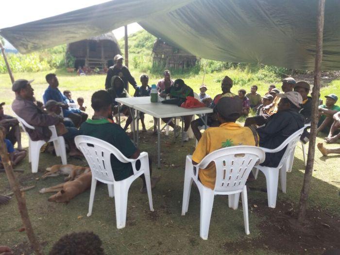 Awareness Drive at Kambisea -