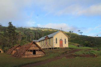 Kerau Catholic Mision - Goilala