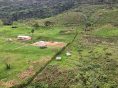 Kerau Catholic Mission station - Goilala, Central province
