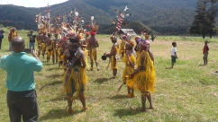 Kosipe Traditional Dancers,