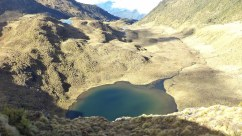 Mt. Albert Edward Sumit, Goilala District