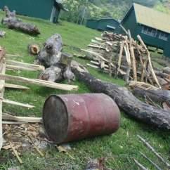 Firewood for mumu - 1st Year 12 Graduation - SHSH Tapini